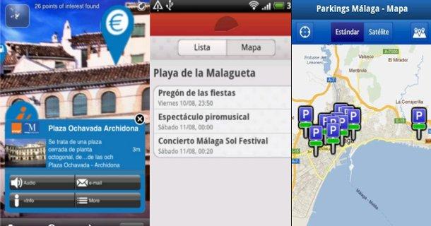 Málaga, más móvil que nunca