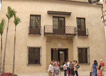 La cadena Hurar inaugura mañana su hotel Itaca Málaga junto al Museo Thyssen