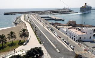 El puerto aprobará el jueves el proyecto del puerto deportivo del Real Club Mediterráneo