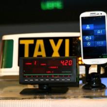 Los taxistas usarán tabletas y smartphones para gestionar el negocio