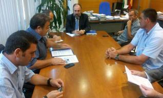 Los chiringuitos malagueños solicitan 250 concesiones estables a la Junta y a Costas