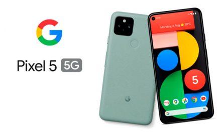 Google Pixel 5. El nuevo smartphone de Google ya es una realidad
